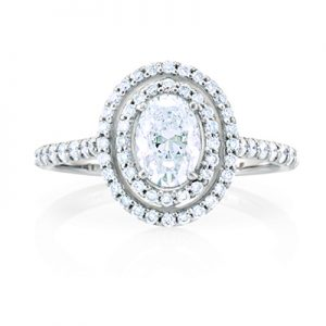 Engagement rings from Bennion Jewelers