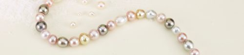 Fine pearl jewelry in Salt Lake City.