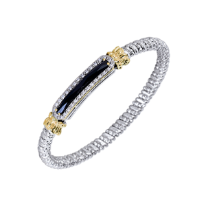 Vahan bracelets add sparkle to any outfit