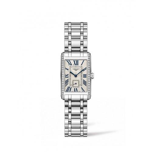 Longines offers slender styles as well
