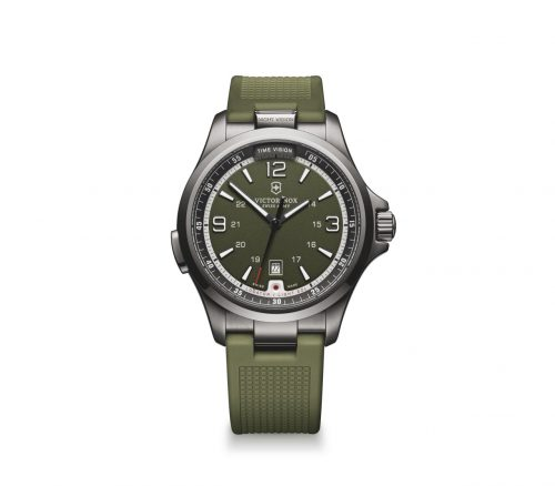 Night vision watch from Bennion Jewelers