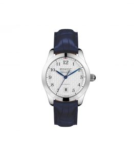 Blue band Bremont watch