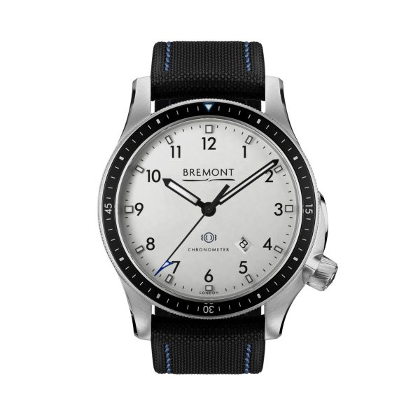Men Bremont watch