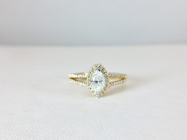 Every bride is as unique as their engagement ring.