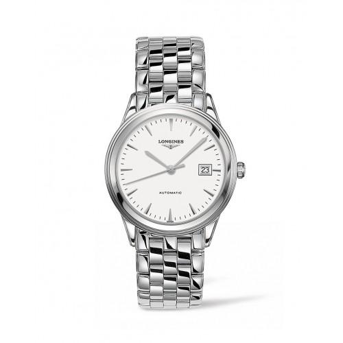 Silver Longines Men's Watch
