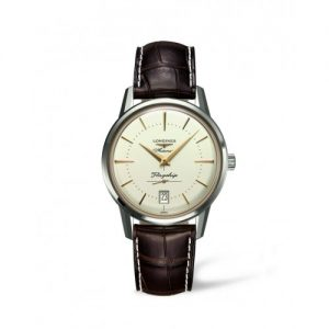 Leather band watches add style