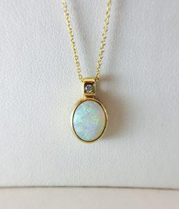 Opal - white