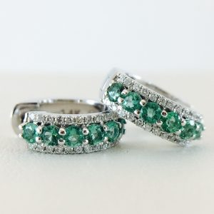 Huggy - Bennion Jewelers - emerald