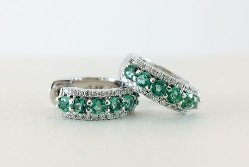 Huggy - Bennion Jewelers - emerald