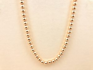 Beads - gold