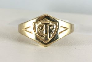 Bennion Jewelers has CTR rings for men