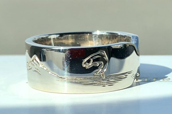 Fish ring - Bennion Jewelers