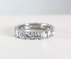 Eternity band - diamond